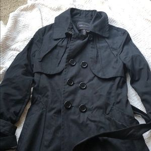 New black coat